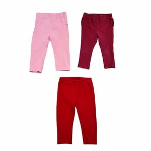 Lot 1 of Baby Girl Leggings Size 18-24 month